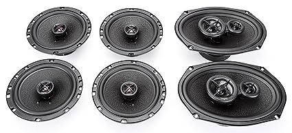 Amazoncom Acura TSX Complete Premium Factory Replacement - Acura tsx speakers