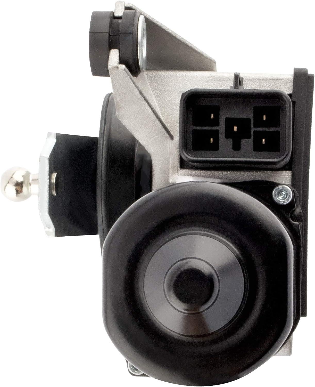 Replace 8123653190 8150360080 1998-2001 Oldsmobile Bravada BOXI 12365319 12368703 Front Windshield Wiper Motor Compatible with 1998-2004 Chevy Blazer S10 GMC Jimmy Sonoma 1998-2000 Isuzu Hombre