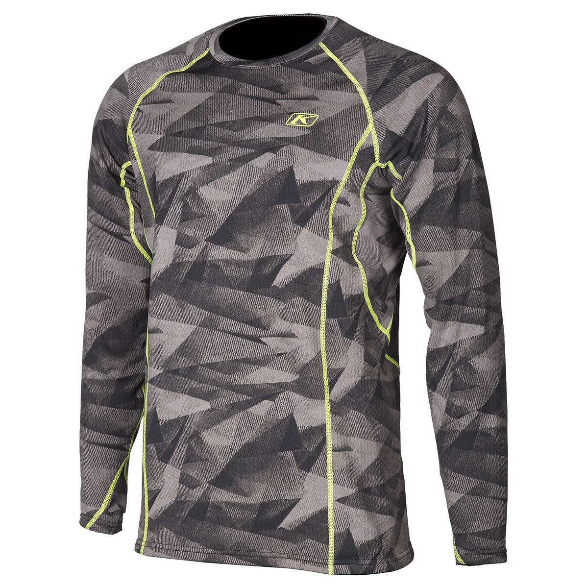 KLIM Aggressor Shirt 3.0 MD Gray 3861-000-130-600