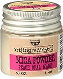 Prima Marketing finnabair Art Ingrédients Mica Poudre 0,6oz-iridescent Pêche