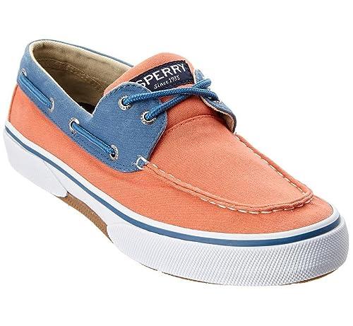 Sperry Scarpe da Barca Uomo Arancione Orange 9a66f9693df