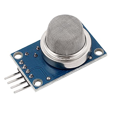 Amazon.com: MQ-5 Methane LPG Natural Gas Propane Sensor Detector Module for Arduino: Home Improvement