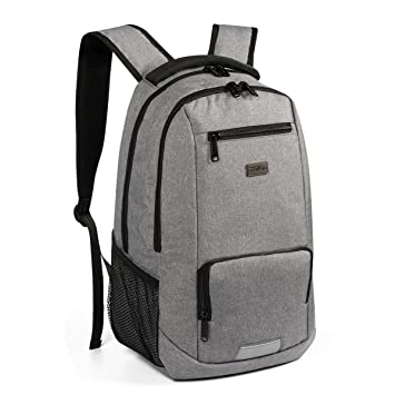 Amazon.com: Thikin Casual Womens & Mens Business Laptop Backpack ...