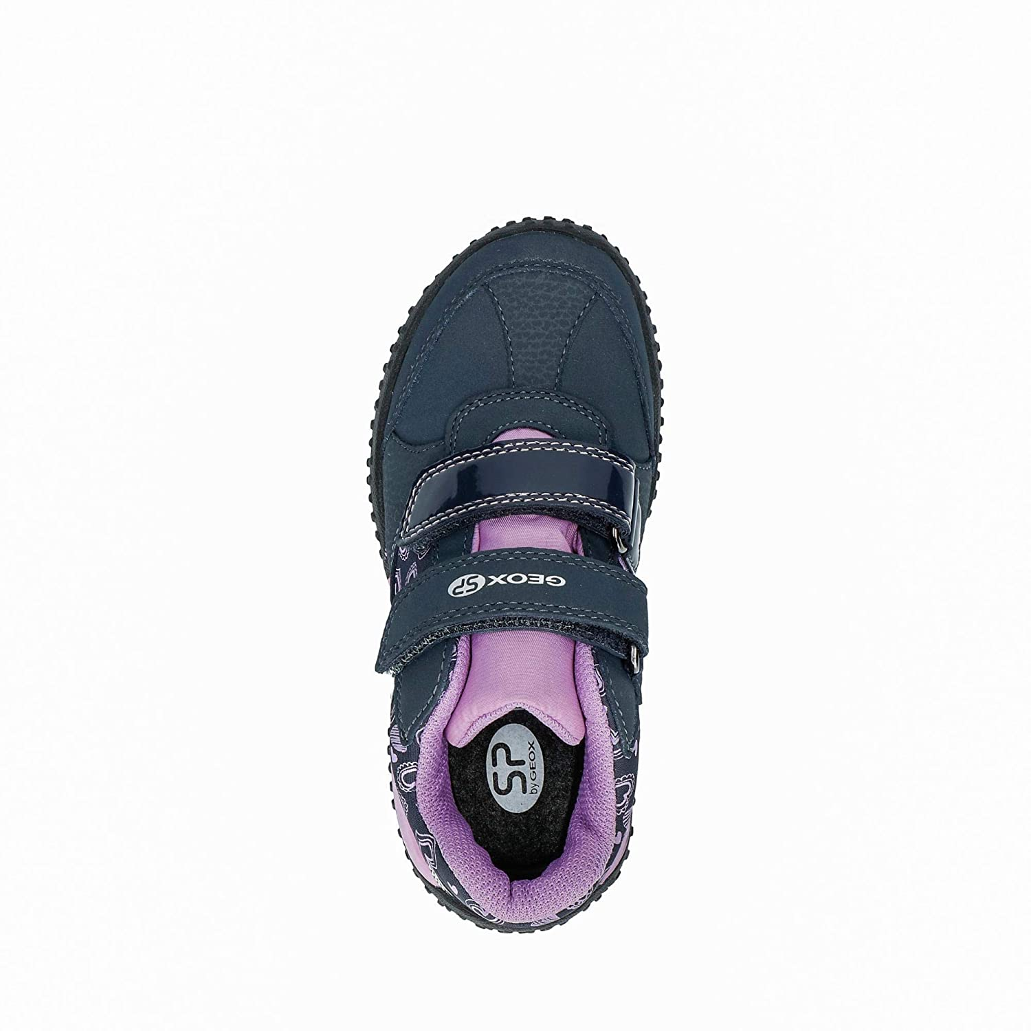 Lassie Faible Low Geox Fille Baskets Mode Baltic Girl WPF