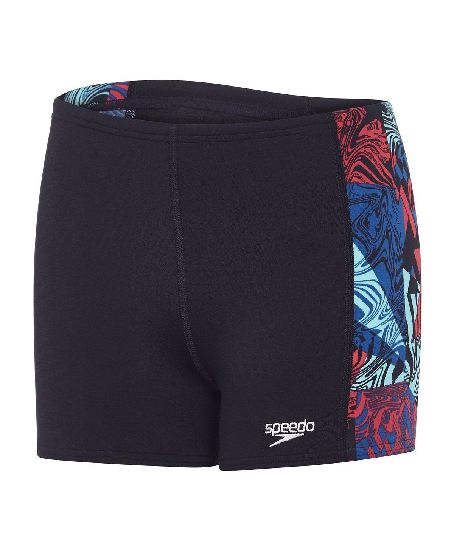 Speedo Boys Astro Ignite Allover Panel Aquashort Swimwear