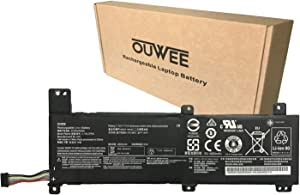 OUWEE L15L2PB3 Laptop Battery Compatible with Lenovo ideapad 310-14IAP 310-14IKB 310-14ISK Series Notebook L15M2PB4 L15M2PB2 L15L2PB2 L15C2PB6 L15C2PB2 L15C2PB4 7.72V 39Wh 5055mAh 2-Cell