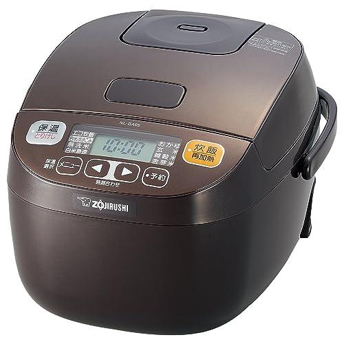 象印炊飯器マイコン式3合ブラウンNL-BA05-TA