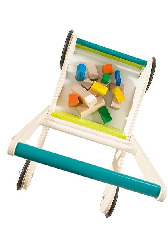 roba-kids - Vagón andador con freno, multicolor (Roba Baumann 9753 ...