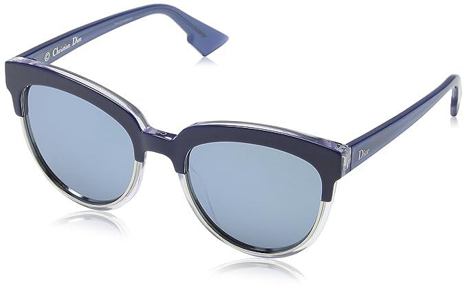 Dior DIORSIGHT1 T7 REN Gafas de sol, Azul (Bluette Crystal ...