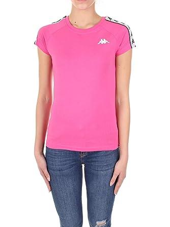 47134e820f Kappa T-shirt 222 Banda Woen Donna: Amazon.it: Abbigliamento