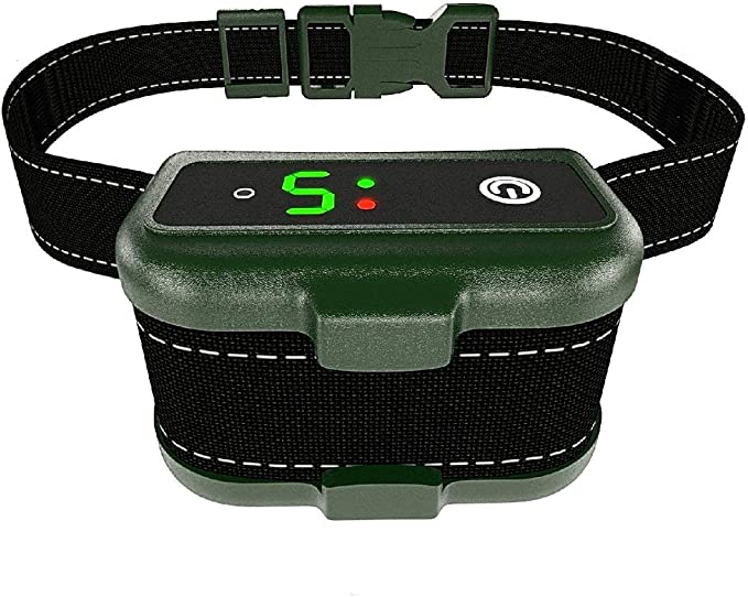 TBI Pro Rechargeable-Bark Collar: Best Anti-Bark Device for Long Walks