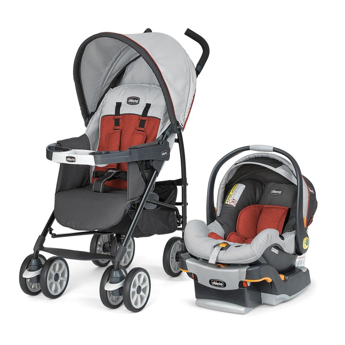 262a8dc1a Amazon.com : Chicco Neuvo Travel System, Veranda : Baby
