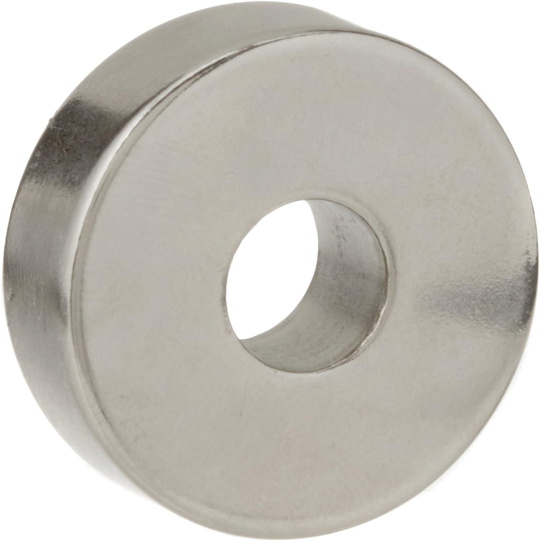 x 10mm thick Diametrically Magnetised N42 Neodymium Ring Magnet Magnet Expert/® 30mm O.D Pack of 1 x 10mm I.D