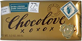 product image for Chocolove Extra Strong Dark Chocolate