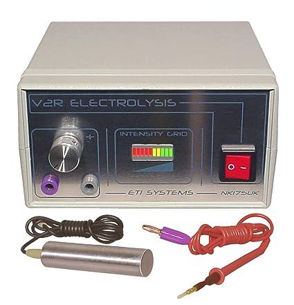 V2R flash Máquina Electrólisis Blend para Depilación Permanente de la cara y el cuerpo