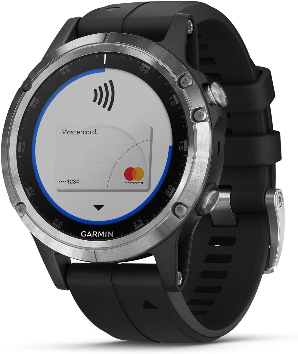 Garmin Fenix 5 Plus face avant