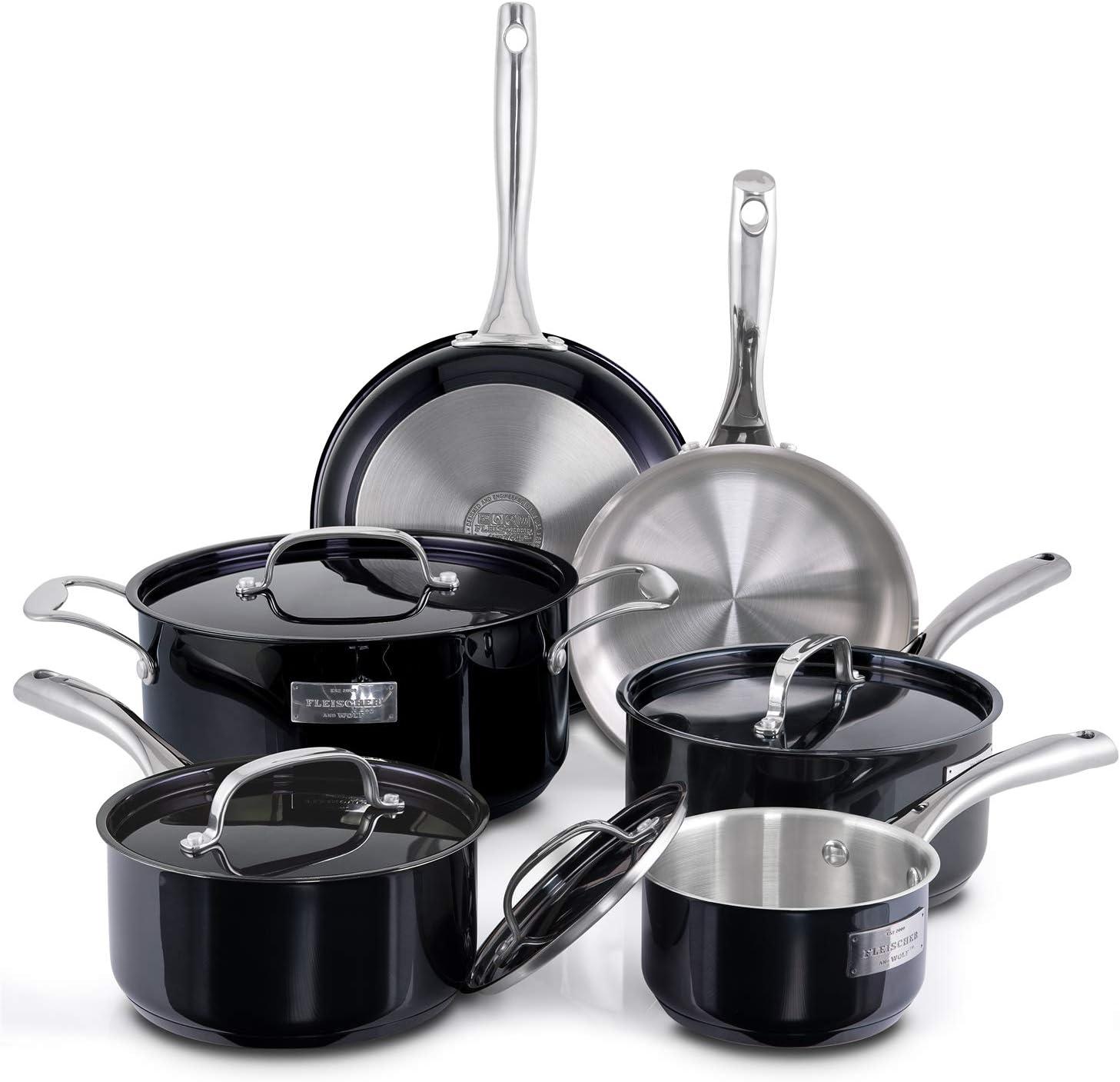 Fleischer & Wolf Cookware Sets