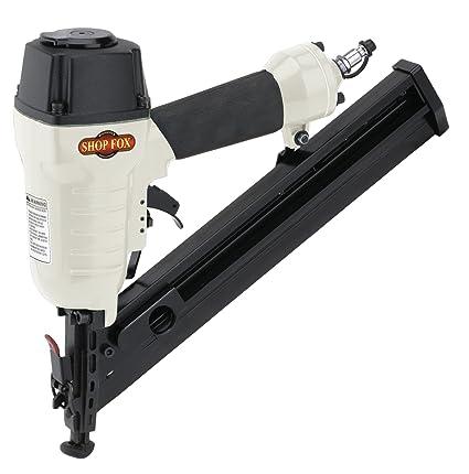 Shop Fox W1782 34-Degree Finish Nailer - Power Framing Nailers ...