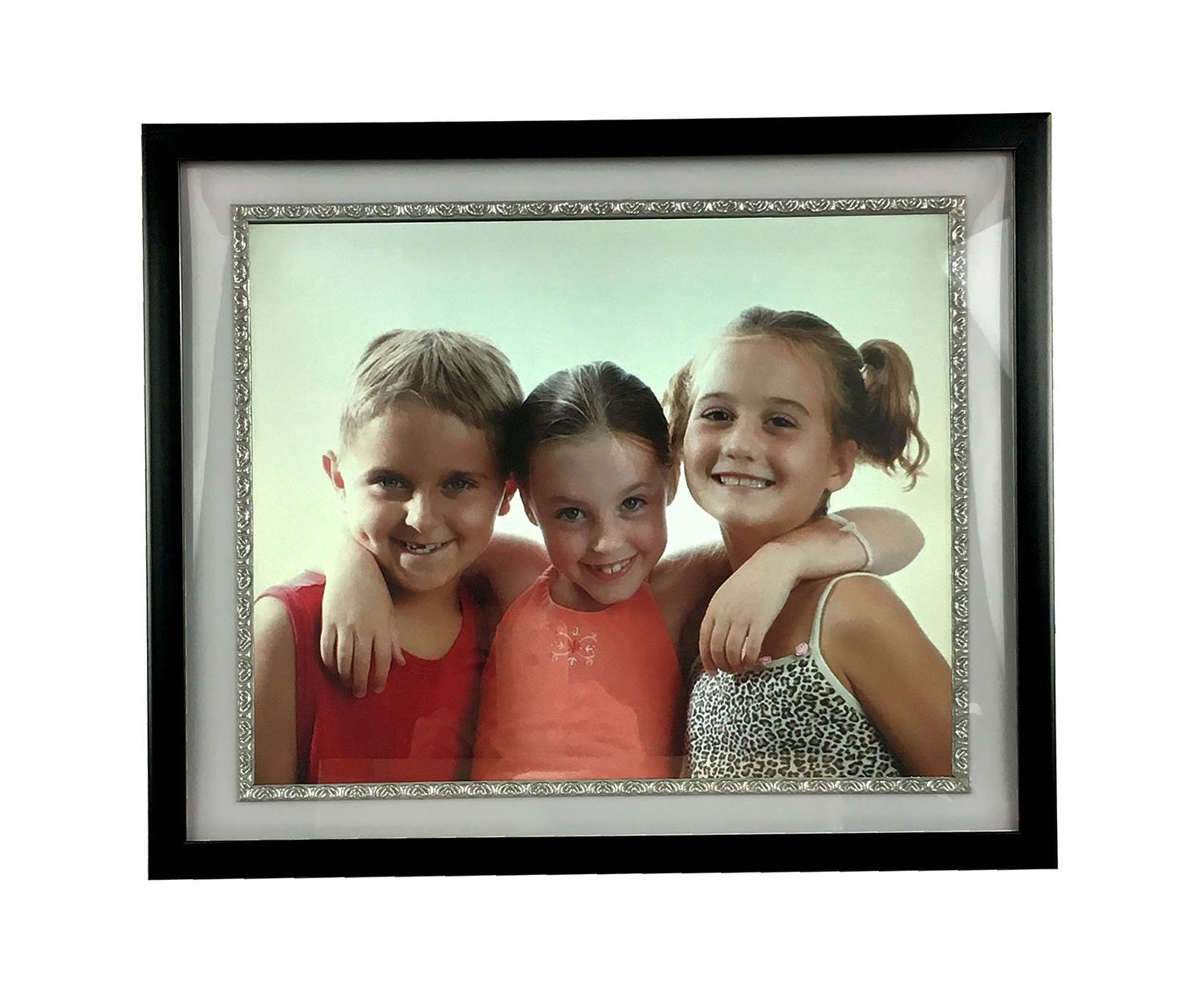 Digital Spectrum MemoryVUE Gallery MV-1700 Plus 17-Inch Digital Picture Frame (Black)
