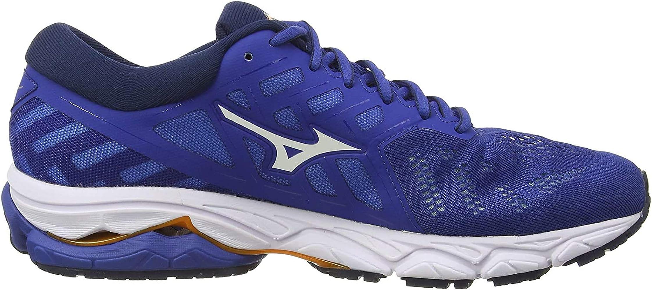 Mizuno Wave Ultima 11, Zapatillas de Running para Hombre, Azul ...