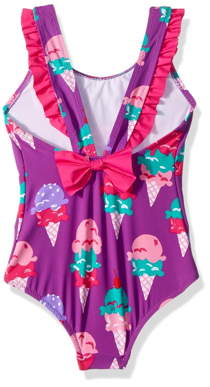 Hatley Ruffle Swimsuit Costume da Bagno Bambina