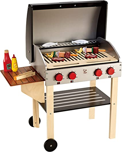 Kids Kitchen Pretend Role Play Step2 Fixin/' Fun Outdoor Grill