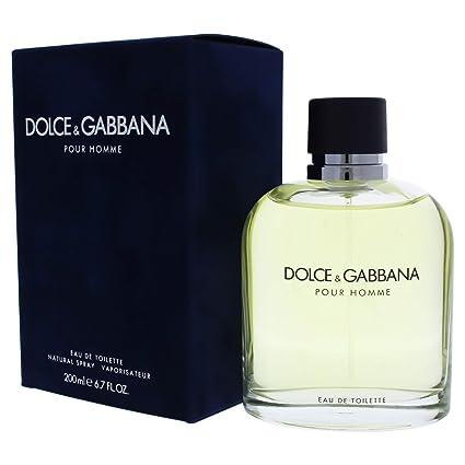 Dolce & Gabbana Pour Homme Perfume Hombre - 200 ml: Amazon.es