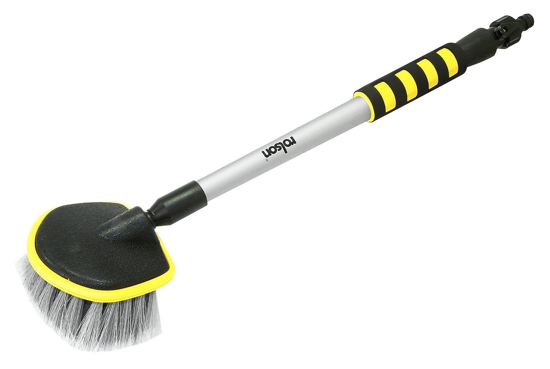 Rolson 61017 Water Fed Hand Brush - Black