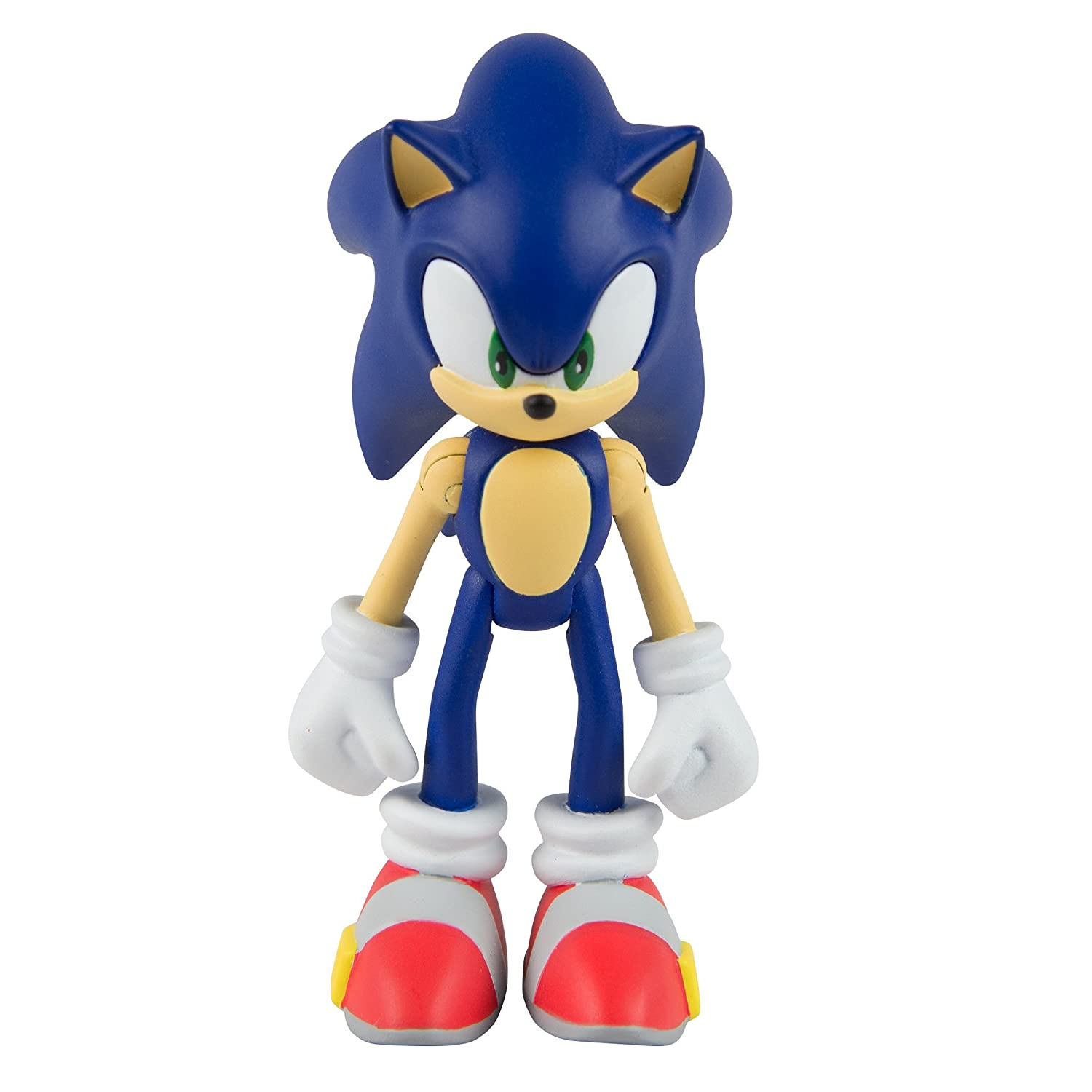 amazon com tomy sonic collector series 2 figure pack with comic