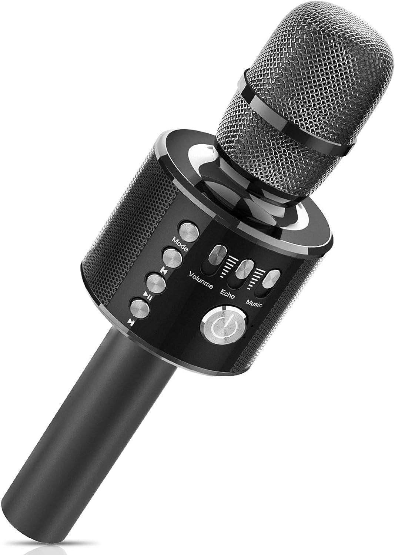 Bluetooth Karaoke Microphone, Xpreen Wireless Bluetooth Karaoke Microphone