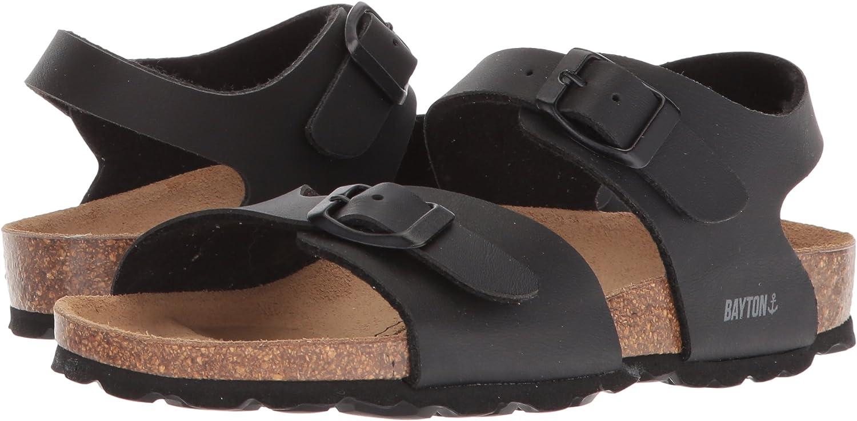 5 US 23 Medium EU Little Kid Fushsia BAYTON Girls PEGASE Sandal