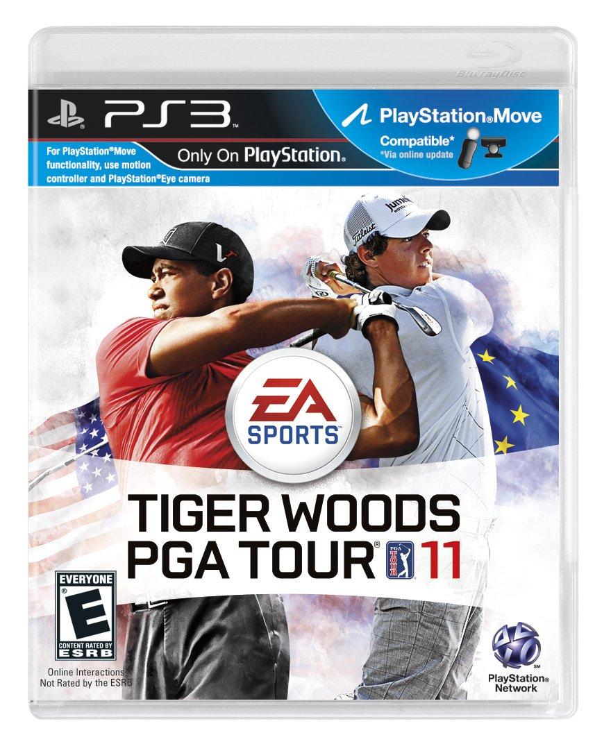Tiger Woods PGA Tour 11 - Playstation 3