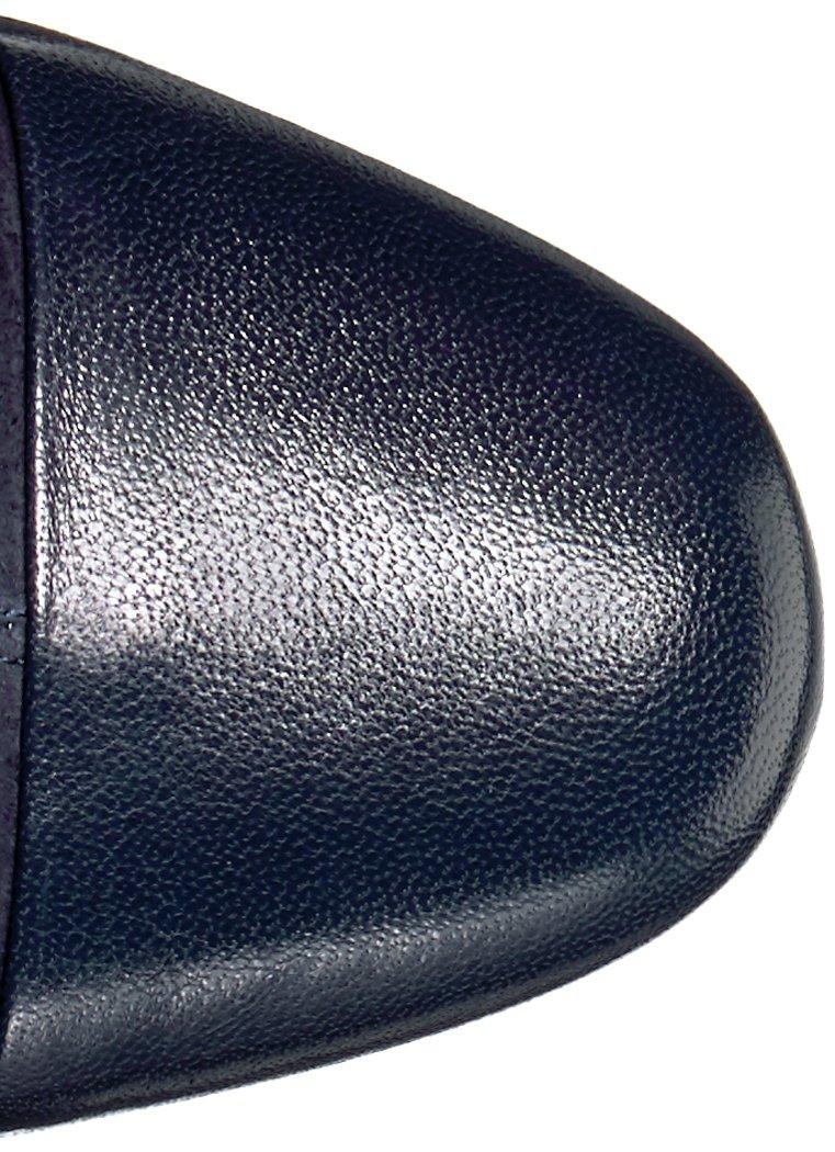 Nine West Women's Jatoba Knee High Boot B01N2A2OU2 9 B(M) US|Navy Suede