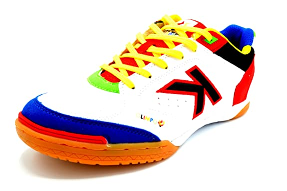 Kelme Olimpo - Zapatilla de fútbol Sala: Amazon.es: Zapatos y ...