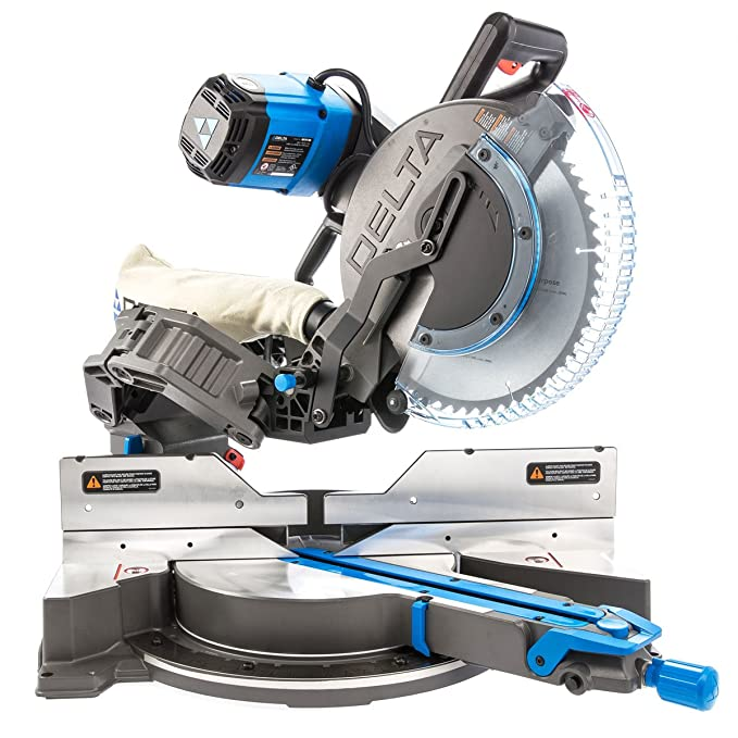"Delta 26-2250 12"" Dual Bevel Sliding Cruzer Miter Saw - One of the Top 12-Inch Miter Saw"