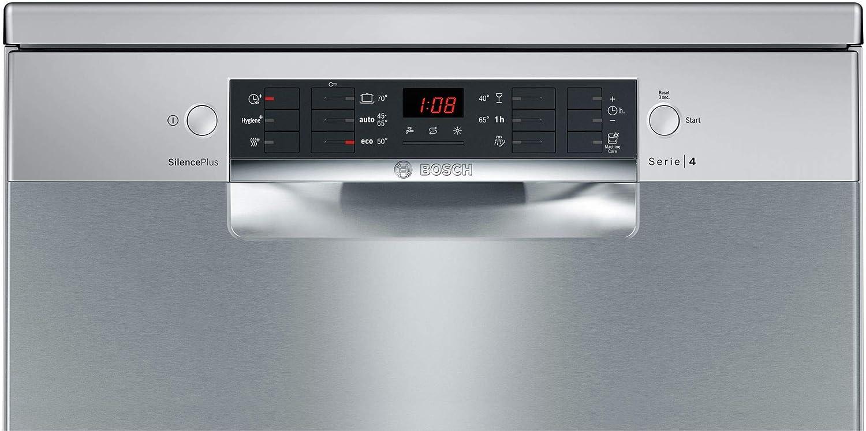 Bosch Serie 4 SMS46MI19E lavavajilla Independiente 14 cubiertos A ...