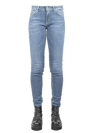 pretty nice 5fa57 c98b1 Dondup - Jeans Woman Denim P990 DS0199 T68G PDD W18 800 Pant ...