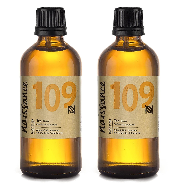 Naissance Árbol de Té - Aceite Esencial 100% Puro 200ml (2 x 100ml) TT200UK