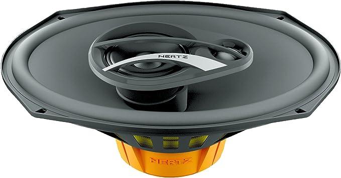 Hertz DCX 690 3-Way Dieci Series Car Coaxial Speakers