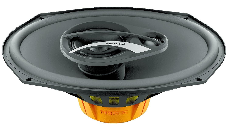 Hertz DCX 3-Way Dieci Series Car Coaxial Speakers