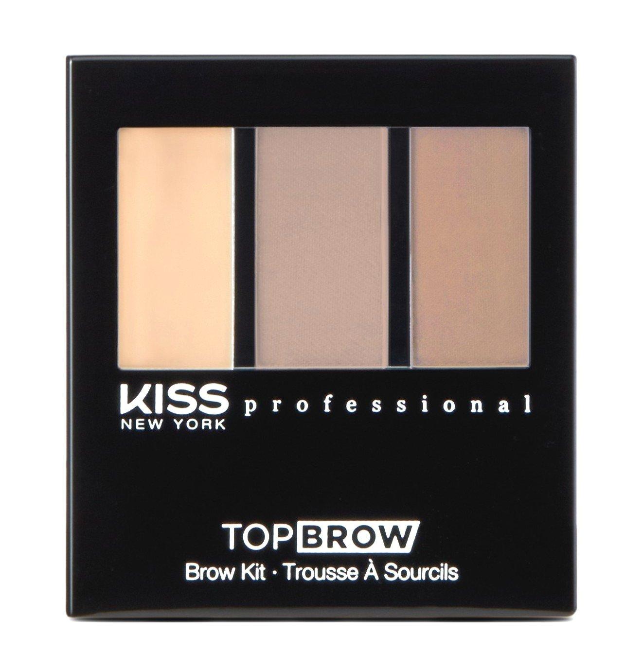 Amazon Kiss Ny Pro Top Brow Kit Taupe Beauty