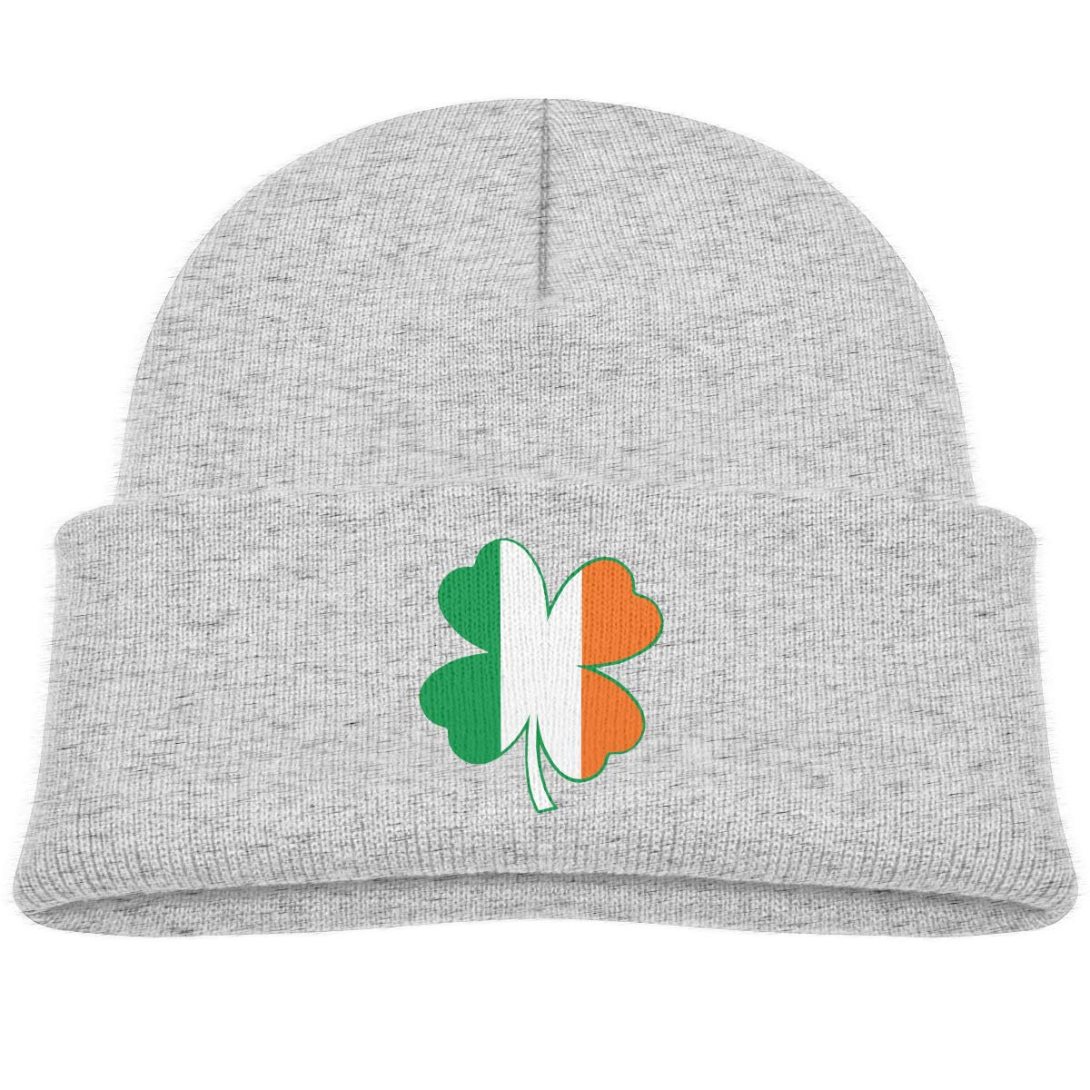 CarolJenkins Irish Flag Four Clover1 Adjustable Baseball Cap Knitted Hat Boys Girls Kids Sports