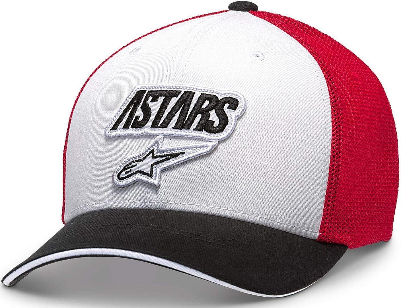Alpinestars Mens Race Angle Flexfit Hats