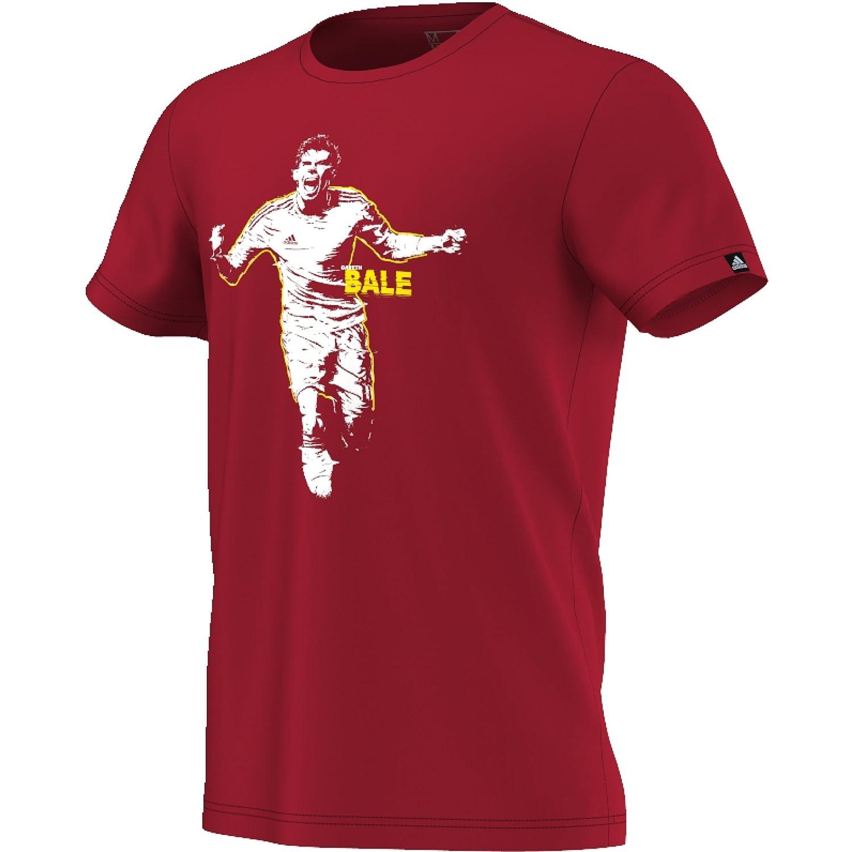 Gareth 2xl Ligne Shirt HommeRouge Pour Adidas Bale T QdxBtorCsh