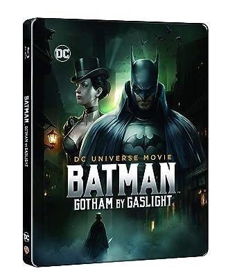 Gotham By Gaslight Steelbook Edizione: Regno Unito Italia ...