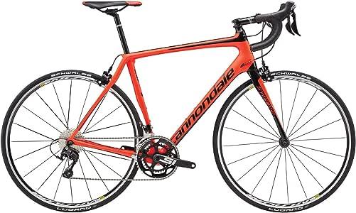 Cannondale Synapse 105 2017 para bicicleta de carretera de carbono ...