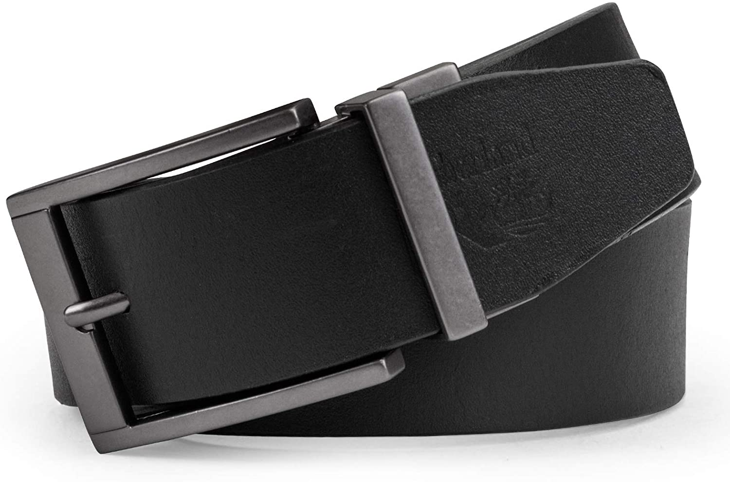 Timberland PRO Mens 38mm Harness Roller Reversible Leather Belt