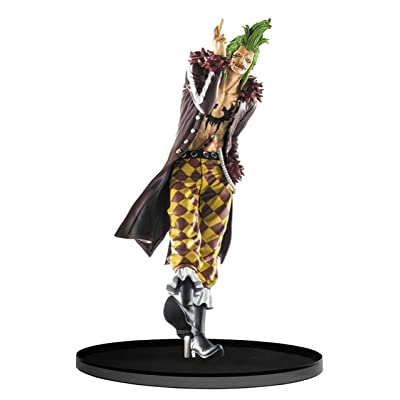 "Banpresto Bartolomeo Sculptures Big Zoukeiou 5 Volume 4 Figure (1 Piece), 7.1"": Toys & Games"