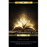 50 Masterpieces you have to read before you die vol: 1 (2020 Edition) (English Edition)