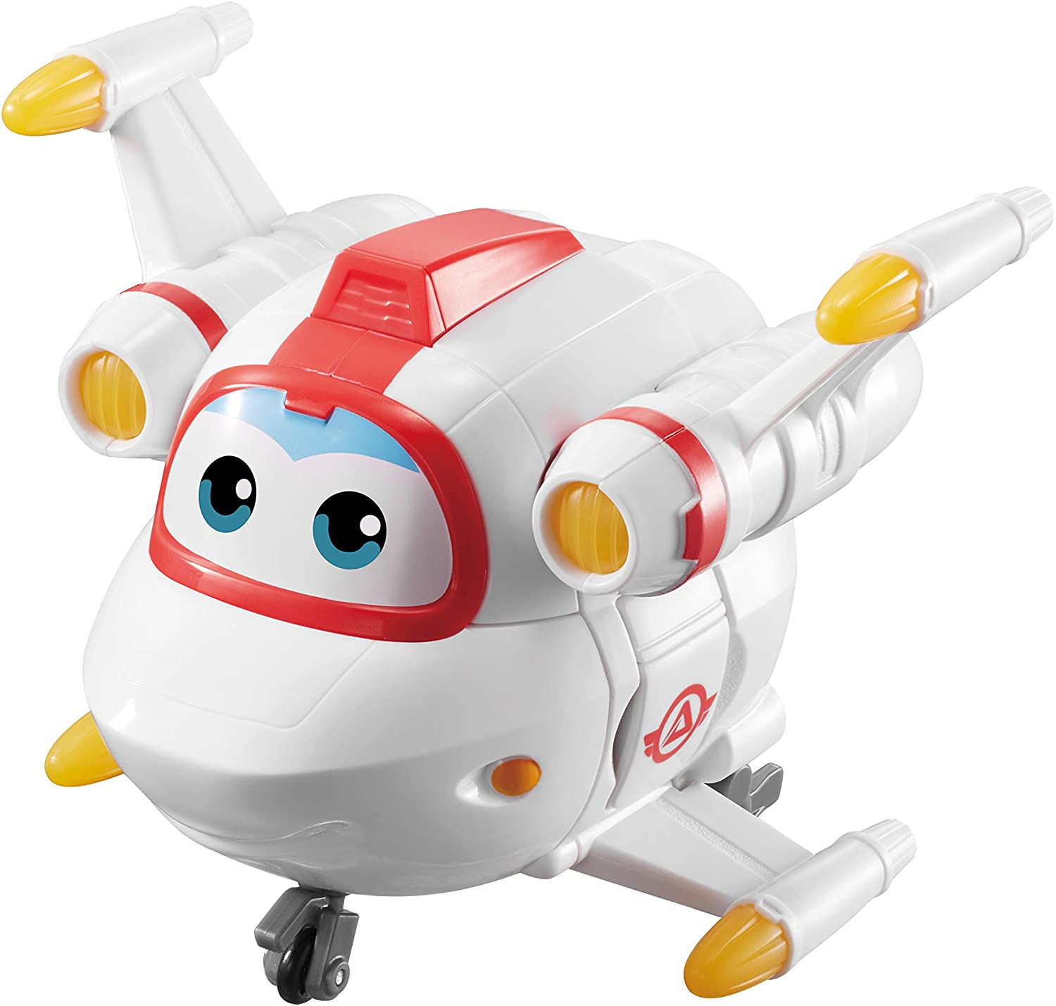 Super Wings Astro Figura de Juguete, Color Blanco: Amazon.es: Juguetes y juegos